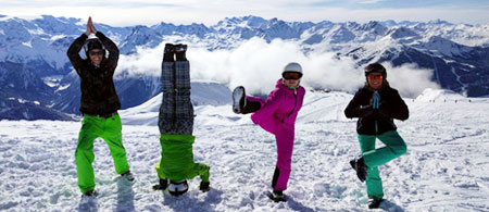 Conscious Wintersport Experience - fun en ontspanning